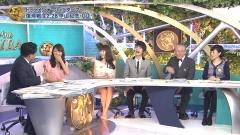 小嶋陽菜みんなのKEIBAパンチラ画像3