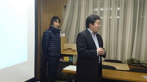 郷土の魅力 委員会訪問【総務例会】 (1)