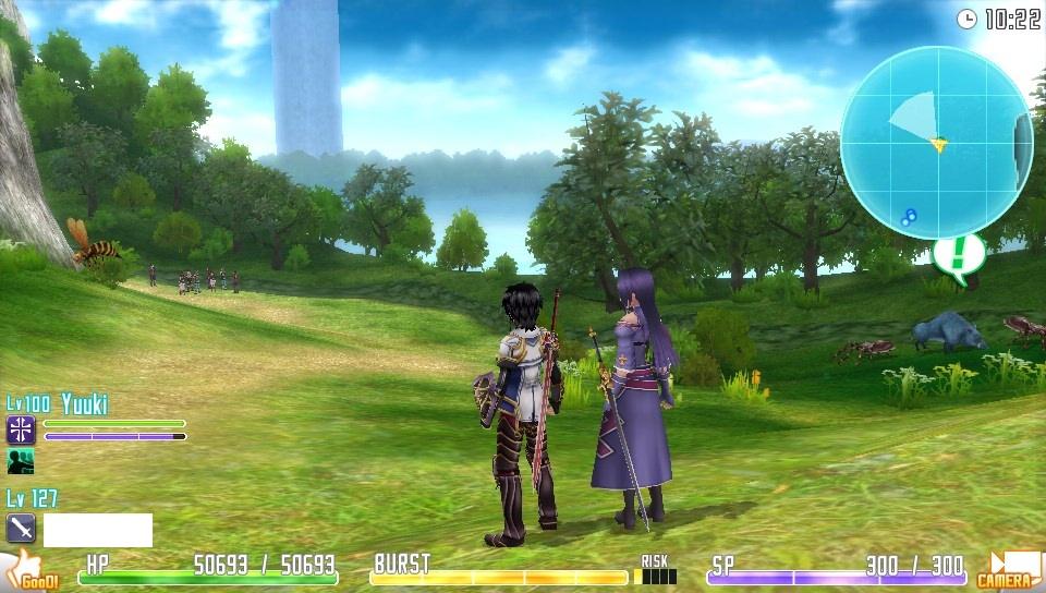 SAOHF_ゲーム画面01