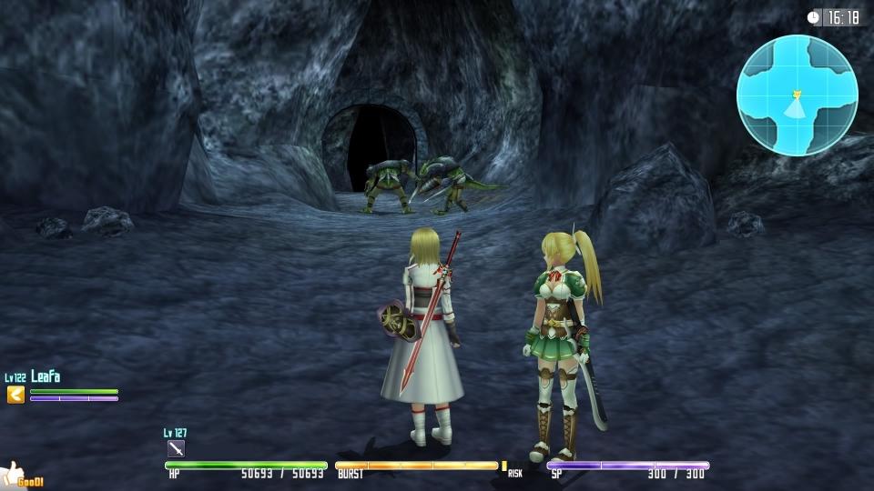SAOReHF_ゲーム画面02
