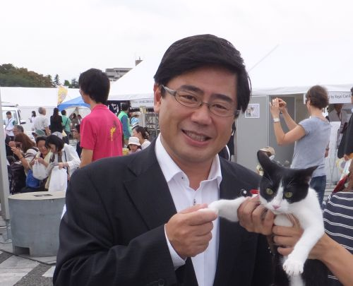 東京都議会議員 斎藤やすひろ先生