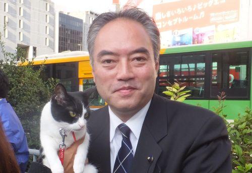 東京都議会議員田中豪先生