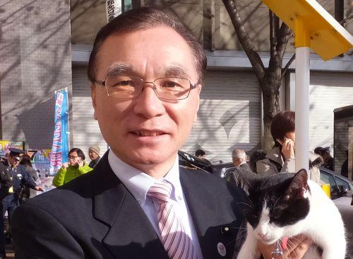 500 東京都議会議員 高倉良生先生 2