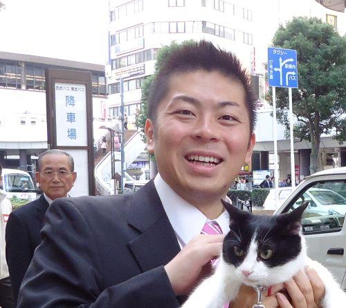 埼玉県議会議員 伊藤雅俊先生