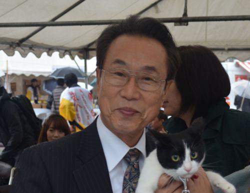500 鳥取県議会議員  野田修先生 議長