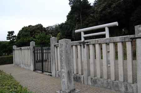151129飯豊天皇陵