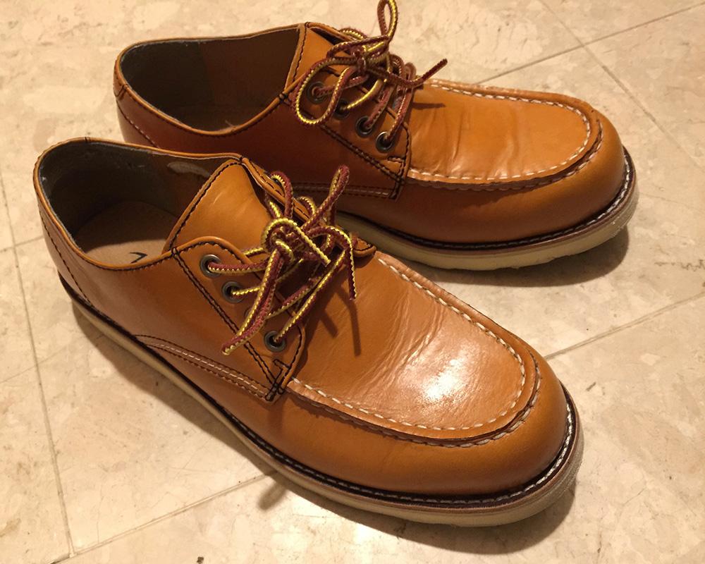 VOLT革靴