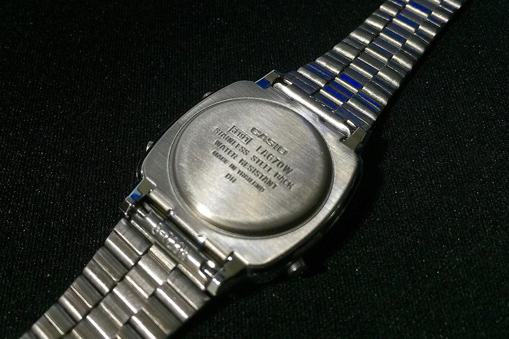 CASIO 腕時計 LA-670WA-1JF_3