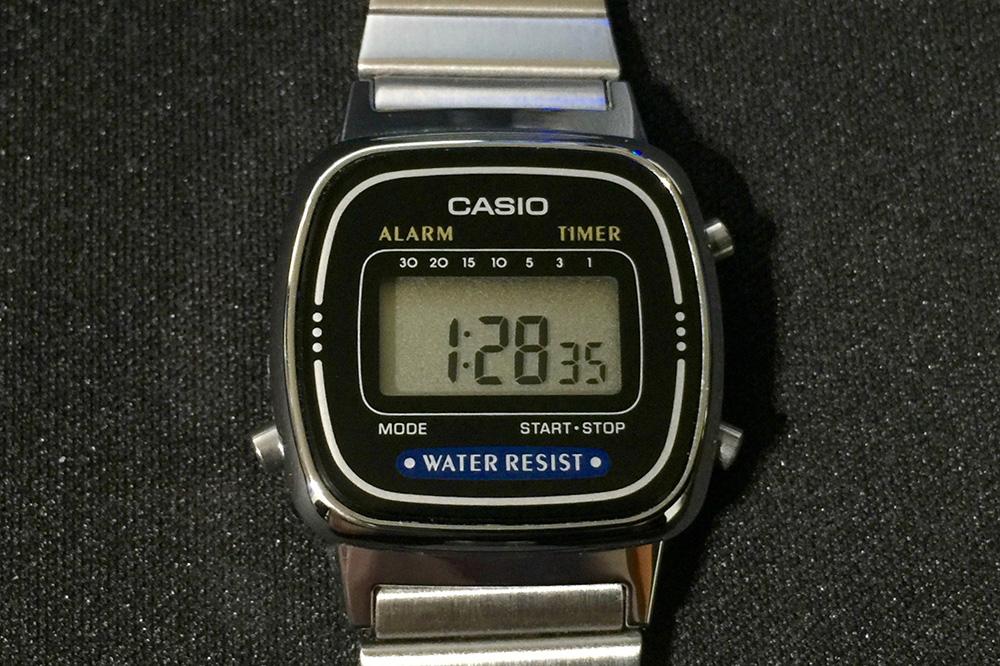 CASIO 腕時計 LA-670WA-1JF_2