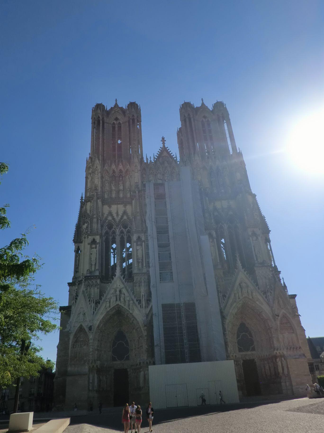 ランス・ノートルダム大聖堂
