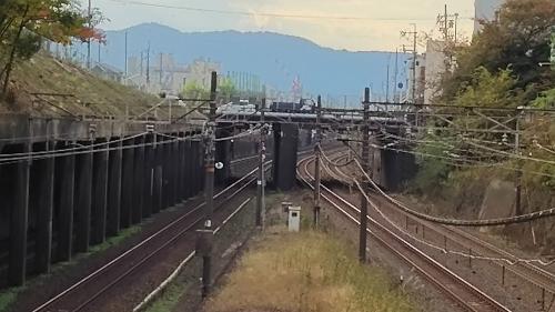 東山の人道跨線橋4