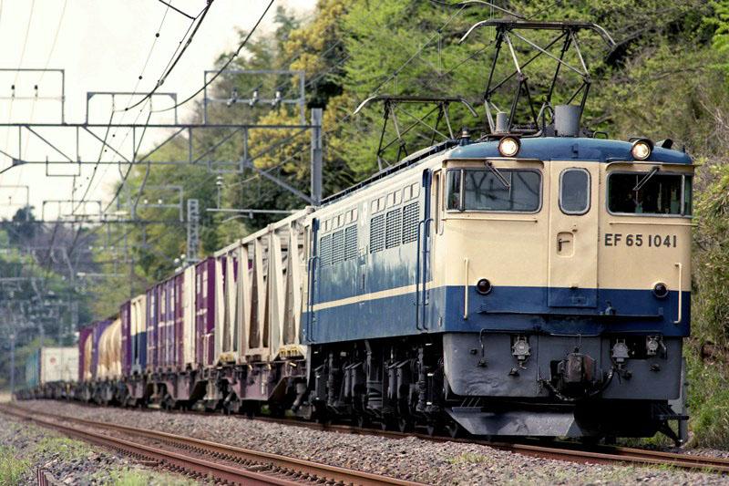 2007年4月15日 四街道~物井にて