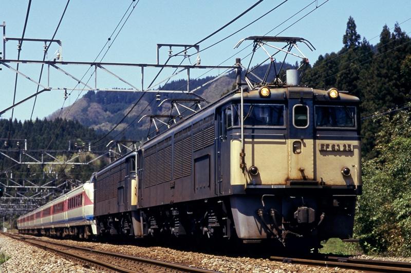 1997年4月26日 熊ノ平(信)~横川にて (2)