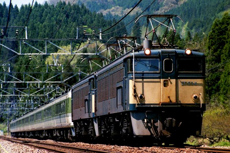 1997年4月26日 熊ノ平(信)~横川にて (3)