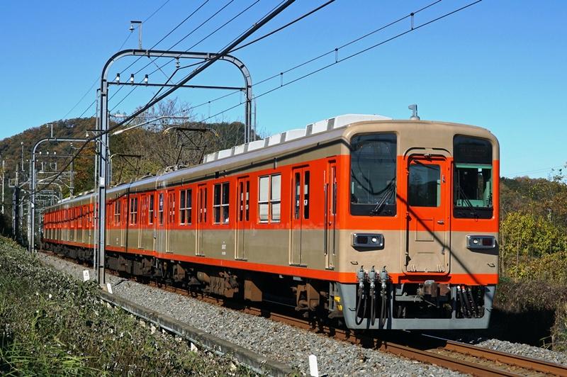 2015年11月28日 東武竹沢~小川町にて (2)