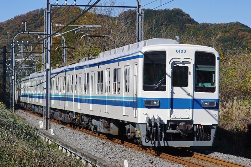 2015年11月28日 東武竹沢~小川町にて (4)