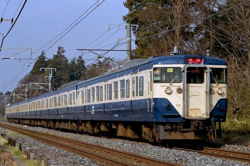 2007年3月4日 蘇我~鎌取にて (2)