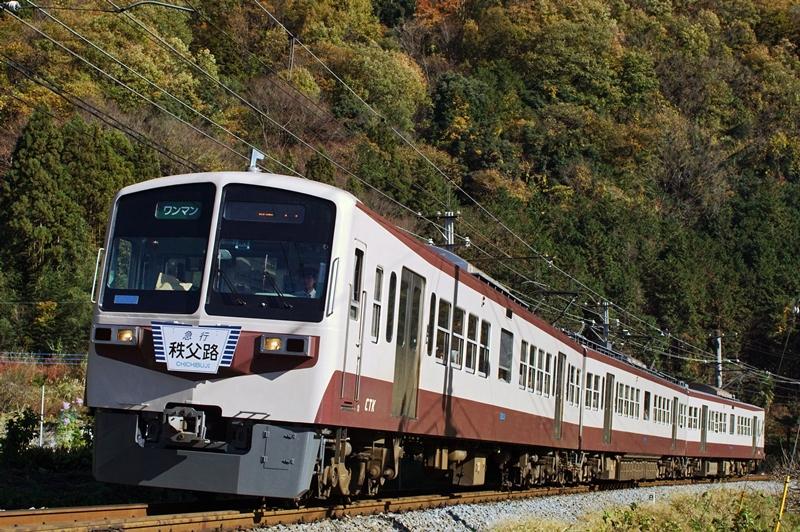 2015年11月28日 波久礼~樋口にて