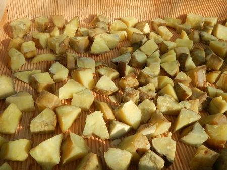 干し芋作り (4)
