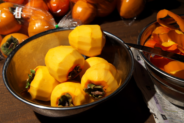 干し柿作り-01