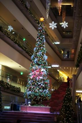 表参道ヒルズ・クリスマスツリー 02