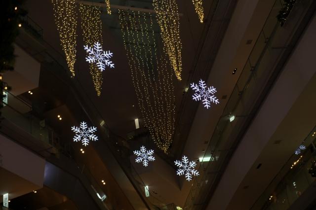 表参道ヒルズ・クリスマスツリー 05