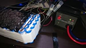 Li-ionバッテリーパック48V20A