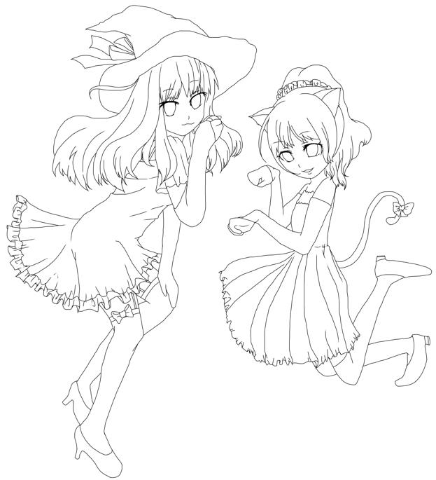 ハロウィン姉妹4