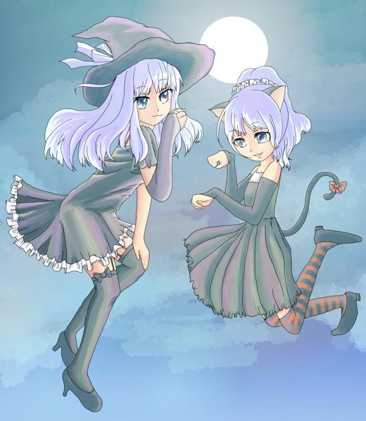 ハロウィン姉妹5