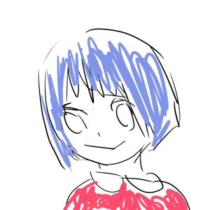 初めて描いたとき