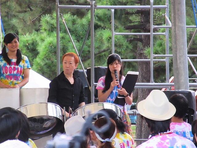 【SW9/20】新長田から須磨に行き、神戸スティールパンカーニバルを鑑賞♪