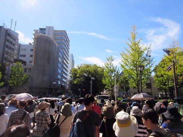 10月3日(土)は『風のハミング@靱公園』へ♪今年の最高のイベントでしたヽ(^o^)丿