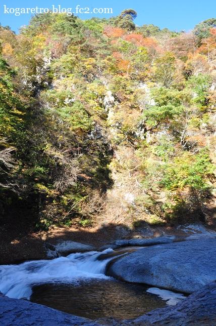 2015吹割の滝の紅葉