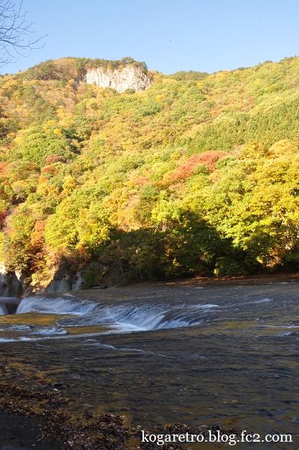 2015吹割の滝の紅葉4