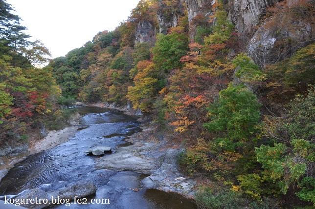 2015吹割の滝の紅葉5