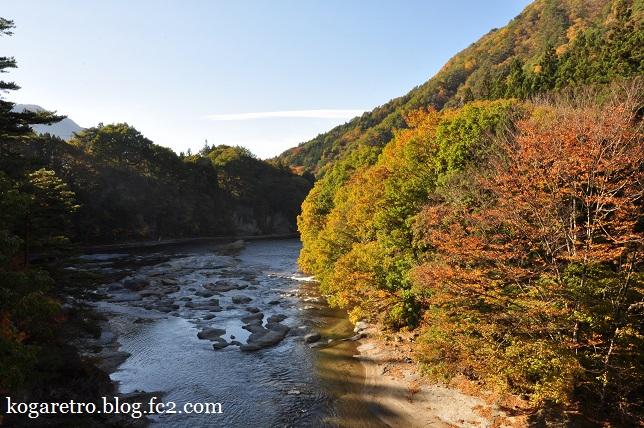 2015吹割の滝の紅葉6