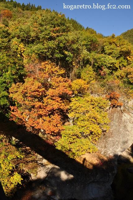 2015吹割の滝の紅葉7