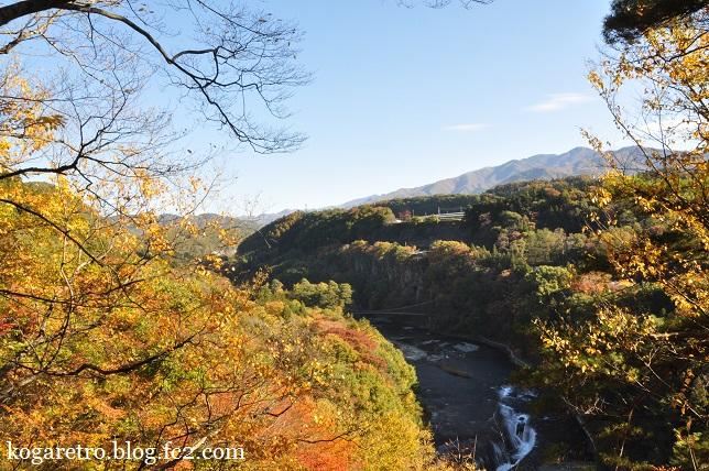 2015吹割の滝の紅葉8