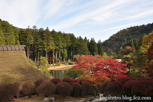 古峯神社と古峯園4