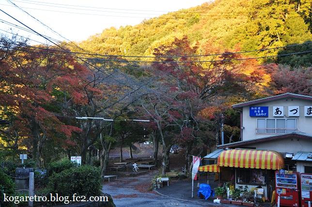 2015太平山の朝日と紅葉3