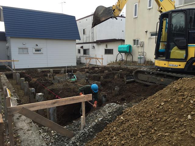 根掘り (1)