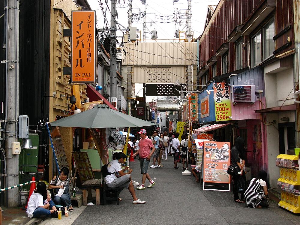 2014_08_31 大須:李さんの台湾名物屋台004