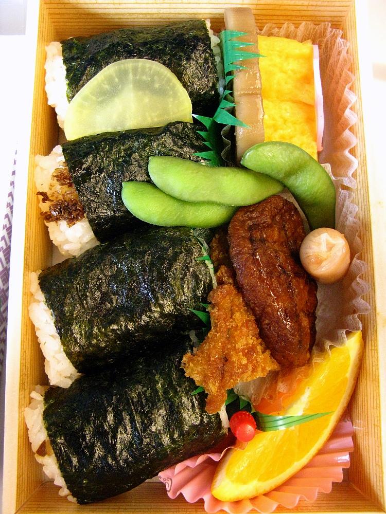 2014_08_04 広島:駅弁大関むすび021
