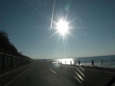 10月22日のオホーツク海