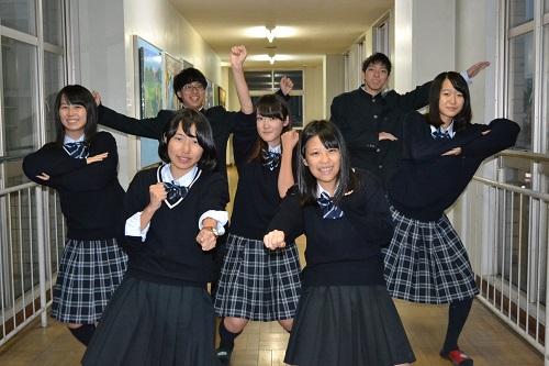 上宮太子高等学校画像