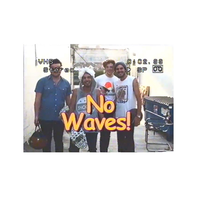 FIDLAR_No Waves