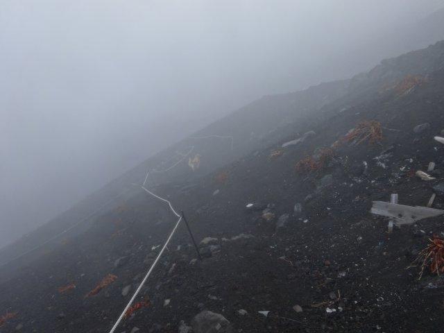 富士山 須走口 犬登山 2015-10-16 247