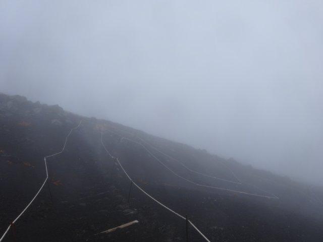 富士山 須走口 犬登山 2015-10-16 248