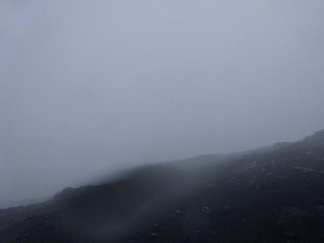 富士山 須走口 犬登山 2015-10-16 253