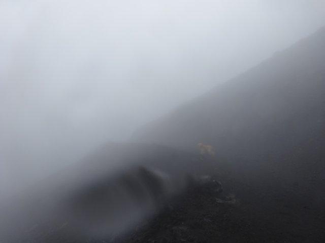 富士山 須走口 犬登山 2015-10-16 260
